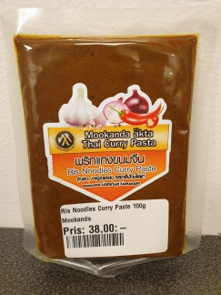 Mookanda Ris Noodles Curry Paste