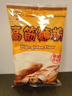 Zhong-Yi Food Hög Gluten Vetemjöl