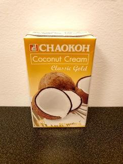 Chaokoh Kokosgrädde Classic Gold 250ml