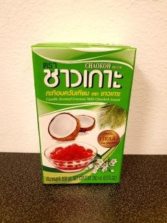 Chaokoh Kokosmjölk med Ljusdoft 250ml