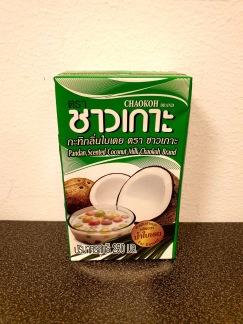Chaokoh Kokosmjölk med Pandansmak 250ml