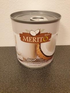 Merito Brand Ekologisk Kokosgrädde 270ml