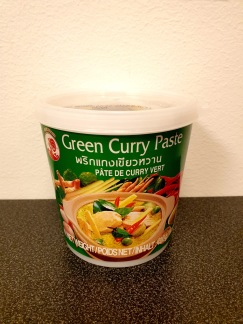 Cock Brand Green Curry Paste