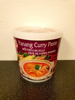 Cock Brand Panang Curry Paste