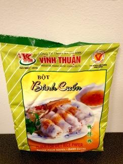 Vinh Thuan Mjöl för Våt Rispapper