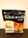 Nongshim Ramen Potato Noodle Soup