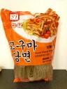 Jing Yi Gen Koreansk Stil Sötpotatis Nudlar Tunna