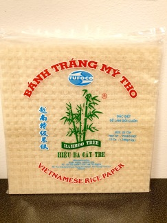 Tufoco Vietnamesisk Rispapper Fyrkantiga