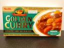 S&B Golden Curry Grytmix Medelstark
