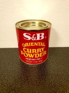S&B Currypulver