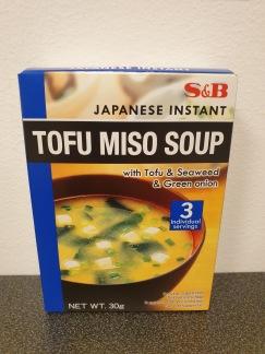 S&B Tofu Misosoppa