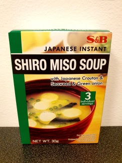 S&B Shiro Misosoppa