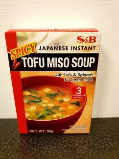 S&B Tofu Misosoppa Stark