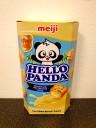 Meiji Hello Panda Kex Mjölk