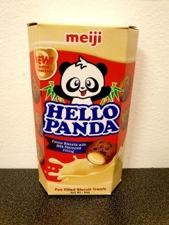 Meiji Hello Panda Kex Mjölk & Choklad