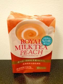 Nito Royal Milk Tea Pulver Persika