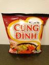 Cung Dinh Snabbnudlar Bräserade Revben Smak