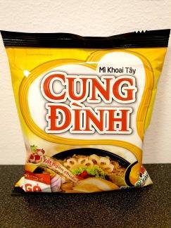 Cung Dinh Snabbnudlar Kyckling Smak