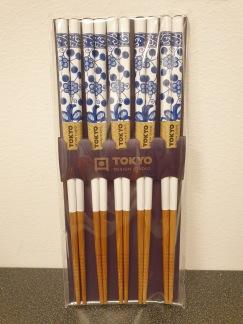 Ätpinnar TDS Bambu 5 Par