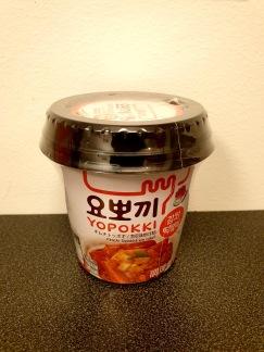Yopokki Kimchi Topokki Kopp