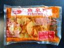 Fish Well Brand Sichuan Inlagd Senapstam i Chiliolja