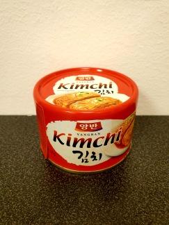 Yangban Kimchi i Konserv