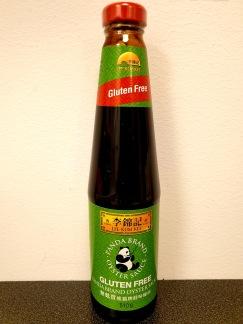 Lee Kum Kee Panda Brand Ostronsås Glutenfri