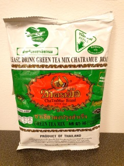 ChaTraMue Brand Grönt Te Mix