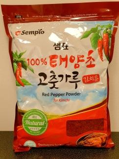 Sempio Chilipulver Gochugaru 1kg