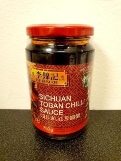 Lee Kum Kee Sichuan Toban Chilisås