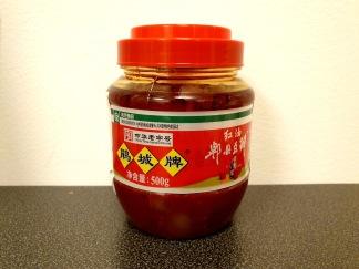 Juan Cheng Hong You Douban Chilibönpasta