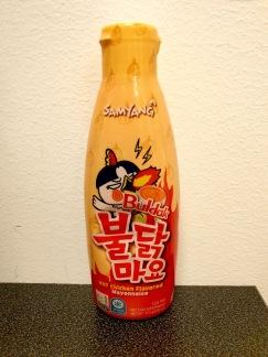Samyang Hot Chicken Majonnässås