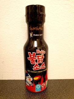 Samyang Hot Chicken Sås