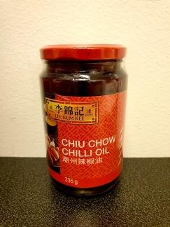 Lee Kum Kee Chiu Chow Chiliolja