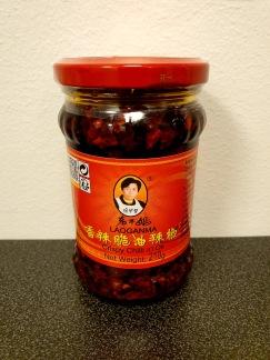 Lao Gan Ma Krispig Chili i Olja