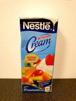 Nestle All Purpose Cream