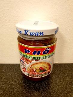 Por Kwan Vietnamesisk Biffsmak Pasta