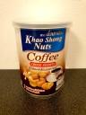 Khao Song Nuts Jordnötter Kaffe Smak