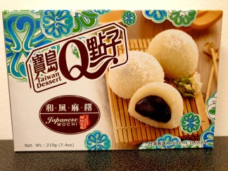 Taiwan Dessert Q Mochi Kokos