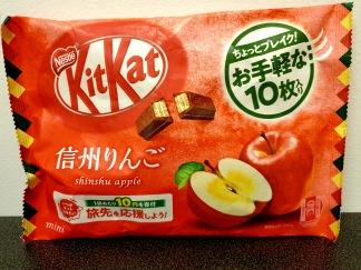 KitKat Shinshu Äpple