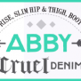 ABBY- CRUELDENIM