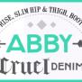 ABBY- CRUELDENIM