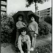 Fotokonstnär, Fotograf: Ava Valsten, Syskonen