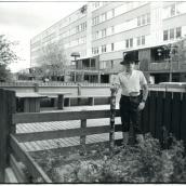 Fotokonstnär, Fotograf: Ava Valsten, Pojken med hatt