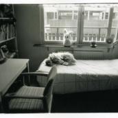 Fotokonstnär, Fotograf: Ava Valsten, Sovrummet hos pappan (efter skilsmässan