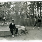 Fotokonstnär, Fotograf: Ava Valsten, Pojken med slipsen