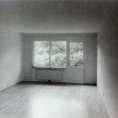Fotokonstnär, Fotograf: Ava Valsten, Det kvarlämnade rummet. En sista blick på lägenheten 18 juni 1989.