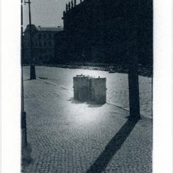 Fotograf: Ava Valsten, Bebådelsen i Prag