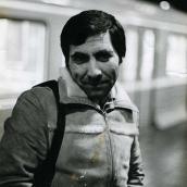 Början på 80-talet en passagerare till Fisksätra