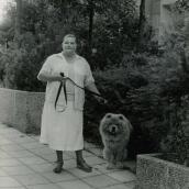 Damen med hunden Fisksätra